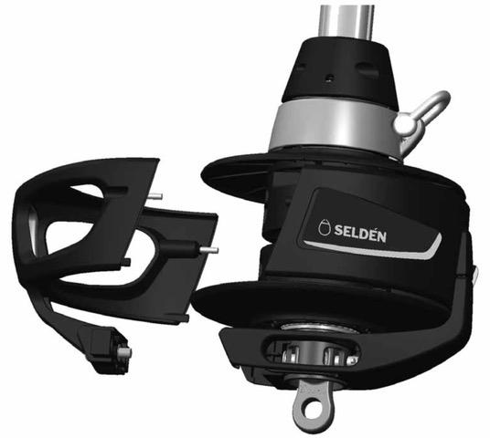 Furlex roller furling system